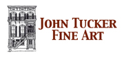 John Tucker FIne Art Logo and Link